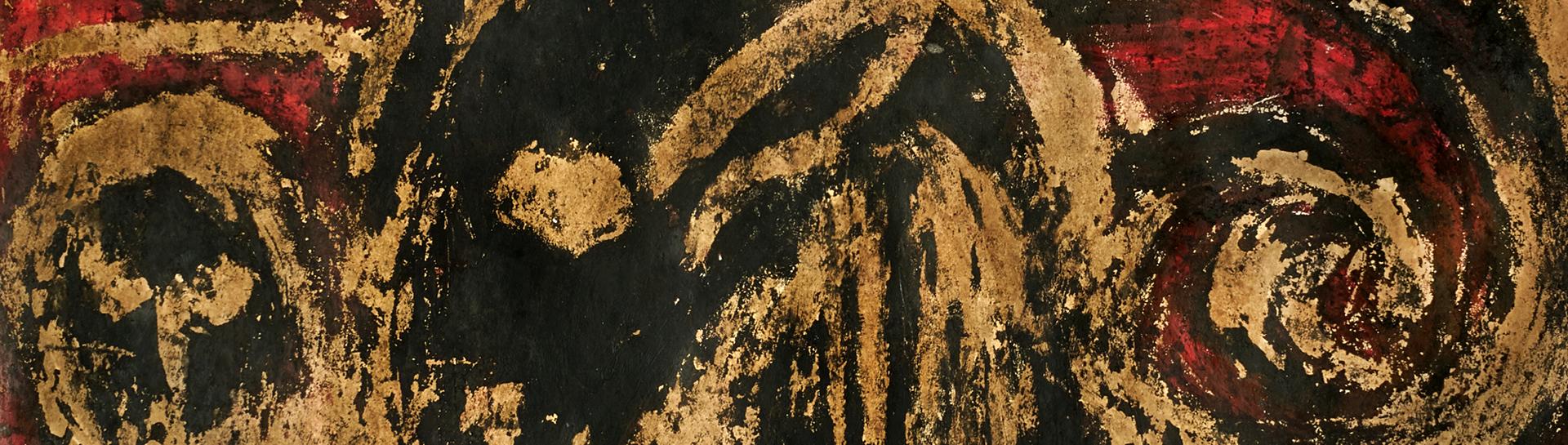 Detail of work by Michel Nedjar