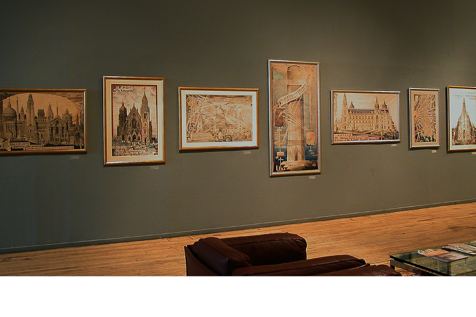 Intuit Exhibition, Achilles Rizzoli