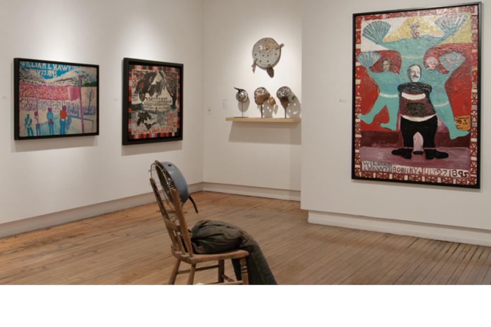 Intuit Exhibition, Hawkins/Hawkins