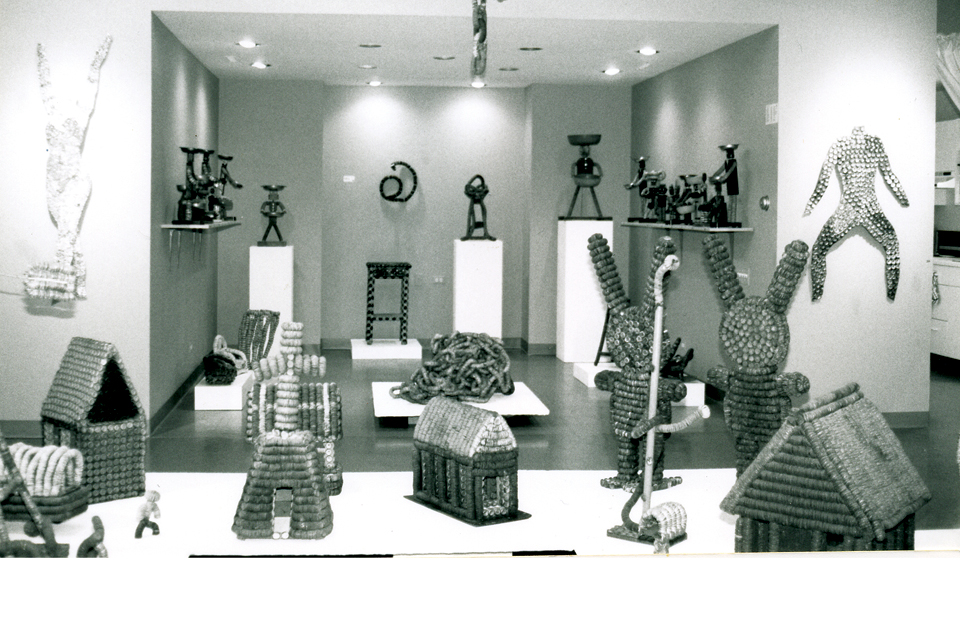 Early Intuit exhibition