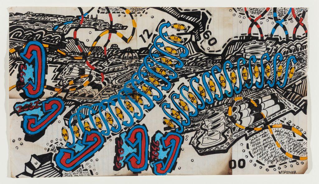 George Widener artwork