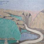 Joseph Yoakum artwork