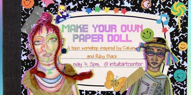 Make Your Own Paper Doll