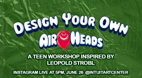 Design Your Own Airheads event graphic