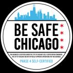"""Be Safe. Chicago"" self-certification"