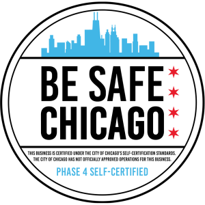"""Be Safe. Chicago"" self-certification"