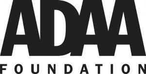 ADAA Foundation logo