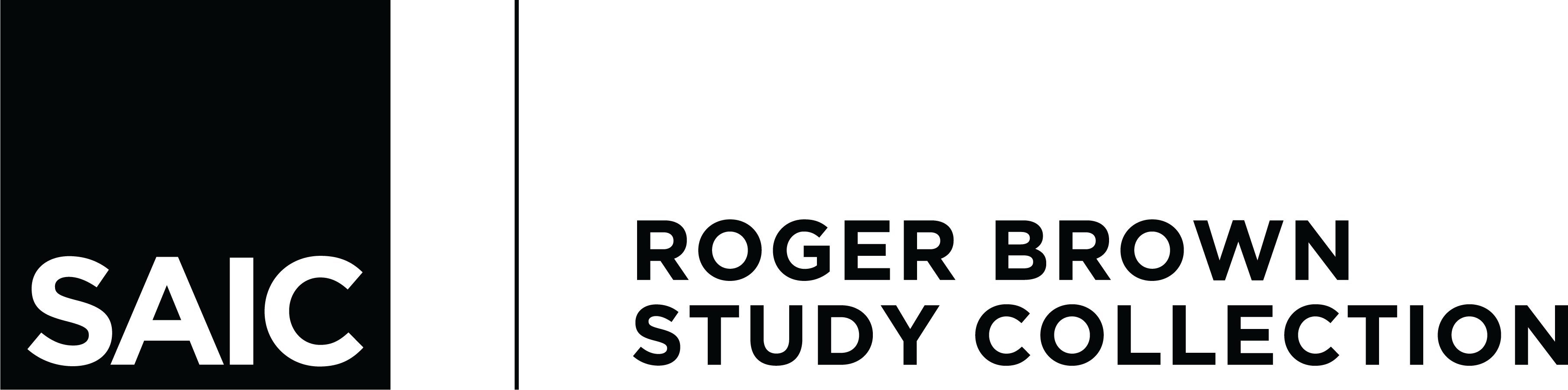 Roger Brown Study Collection logo