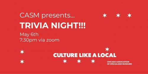 CASM presents...TRIVIA NIGHT